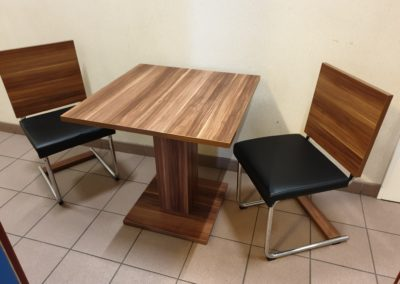 Tables & Chaises