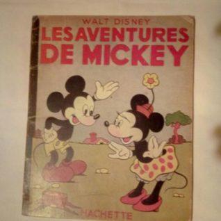 Les aventures de Mickey - Hachette 1950